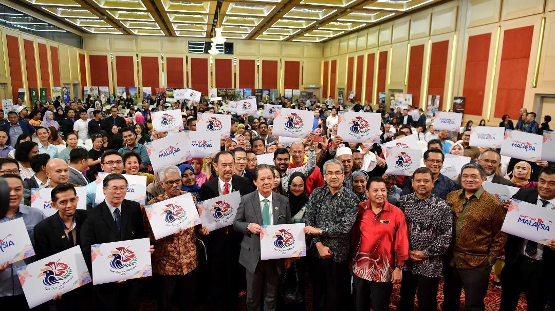 Tourism Malaysia Travel Mart 2019
