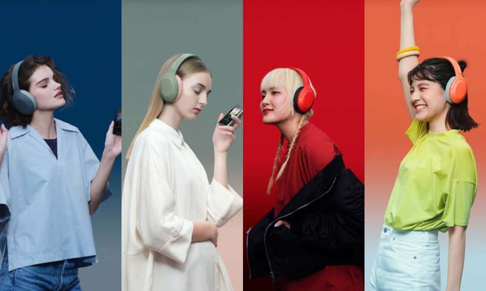 Sony Introduces Its New h.ear Series Headphones and Walkman®