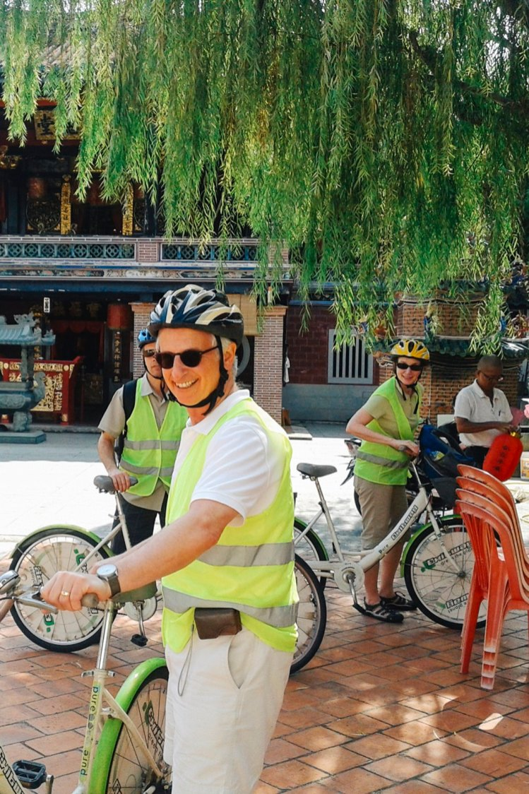 Penang All-In-One Heritage Bike Tour