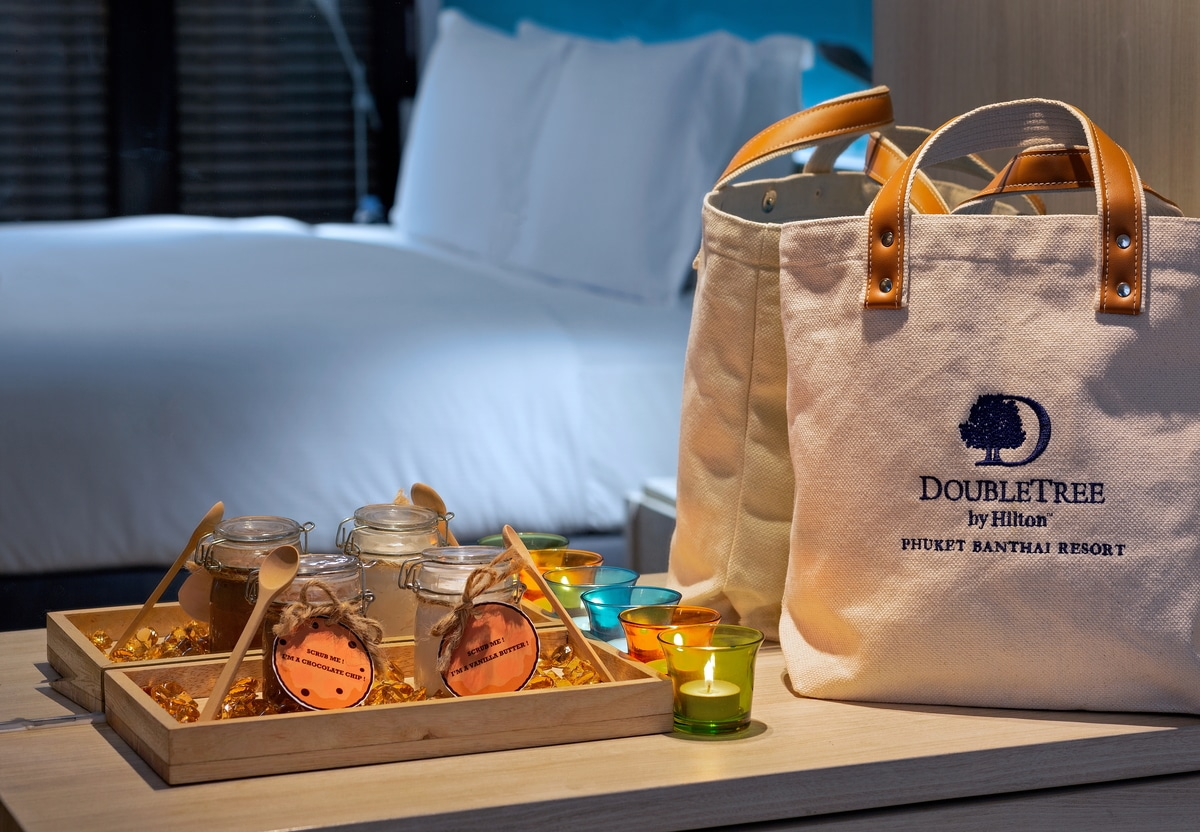The First-Ever Cookie Suite Welcomes Guests at DoubleTree By Hilton Phuket Banthai Resort