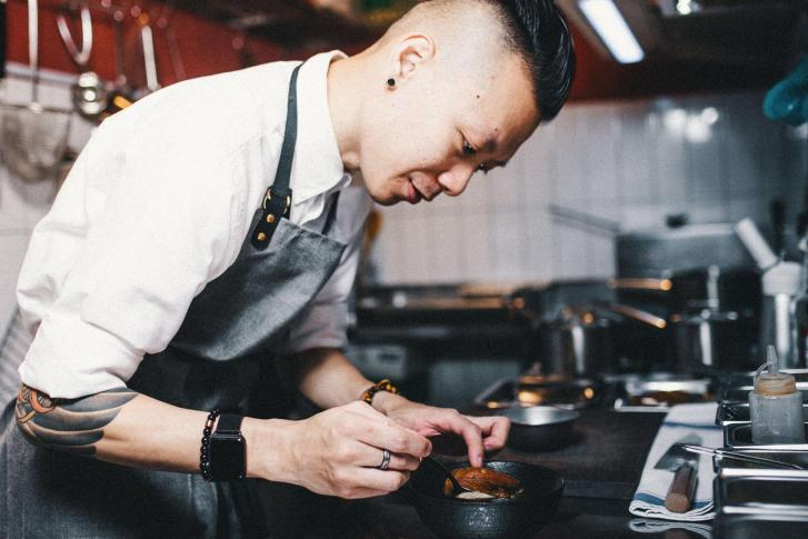 Chef Chester Low