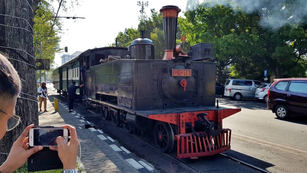 Jaladara heritage train