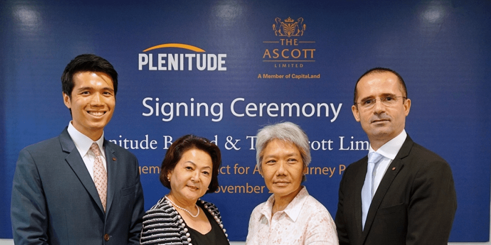 The Ascott Limited Secures its First Ascott-Branded Serviced Residence in Penang