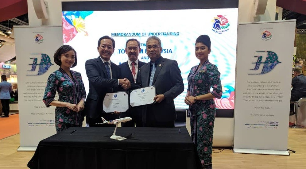 Malaysia Hypes Up VM2020 Promotion at World Travel Market London