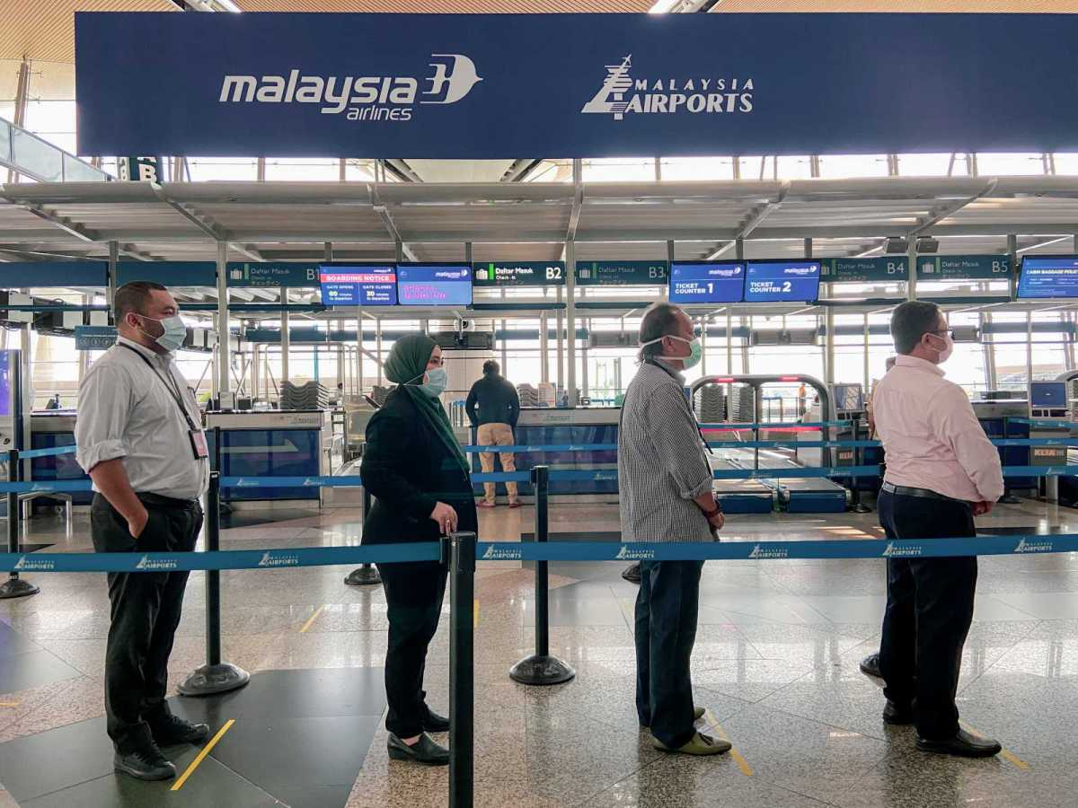 Airports are Safe and Well-prepared for the Reopening of Malaysia's Tourism & Domestic Flight Routes