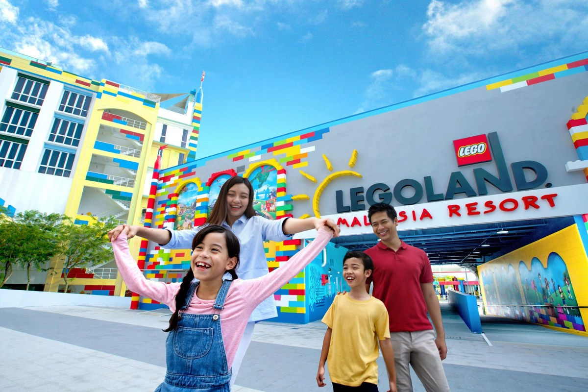 LEGOLAND® Malaysia Resort Primed for New Measures in Place