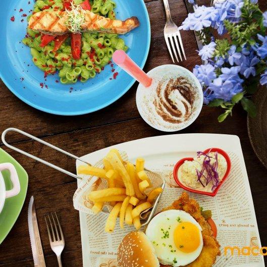 Image by Macaroni Food & Coffee, Klang