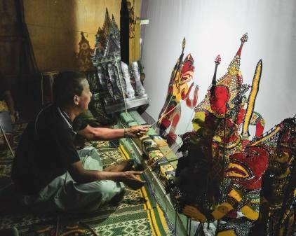 Wayang Kulit Tradisional Kelantan
