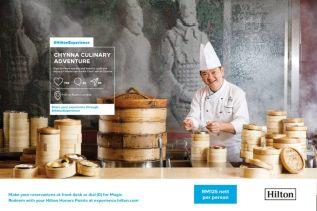 Hilton Kuala Lumpur_Culinary Adventure Experience