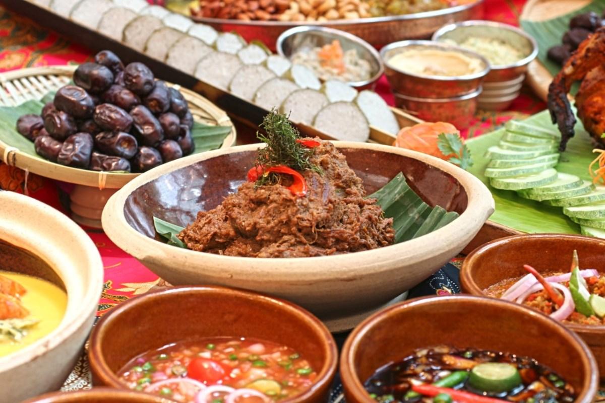 Sajian Warisan buffet at JP Teres, Grand Hyatt Kuala Lumpur