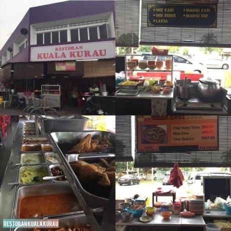 Kuala Kurau Restaurant, Sungai Besar by Restoran Kuala Kurau @ FB