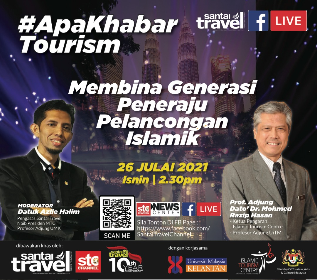 ITC Grooming the Next Generation to Uphold Sustainable Islamic Tourism Development