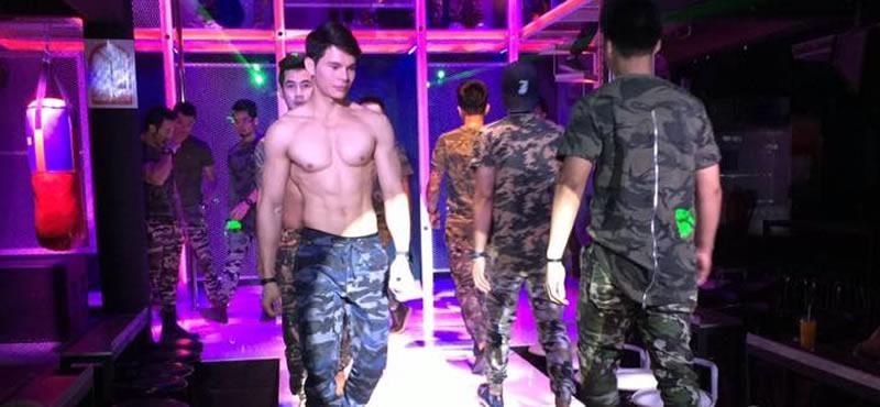 Jupiter2018 gay bar Bangkok