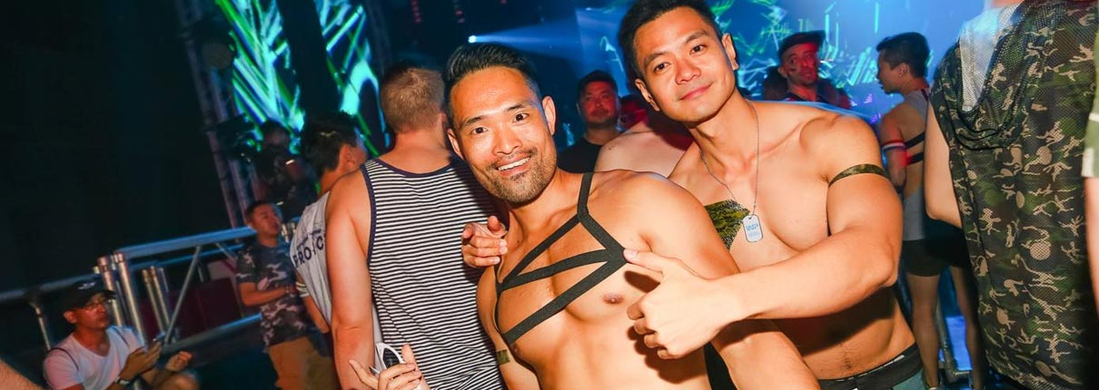 Gay Guide to Bangkok