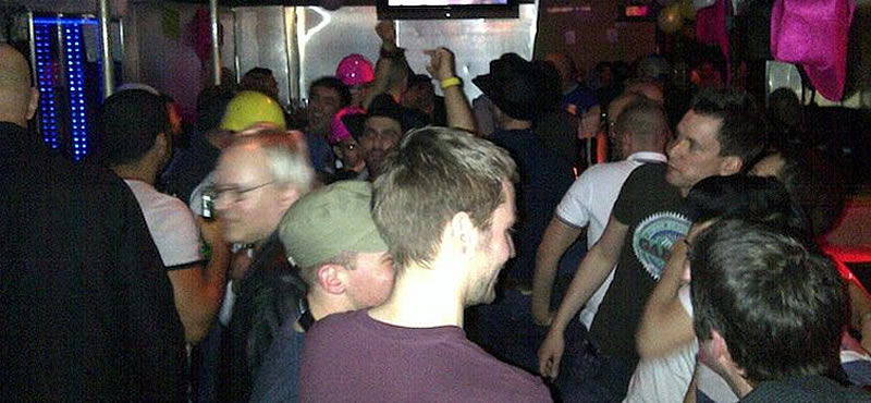 Tomes Bar Berlin