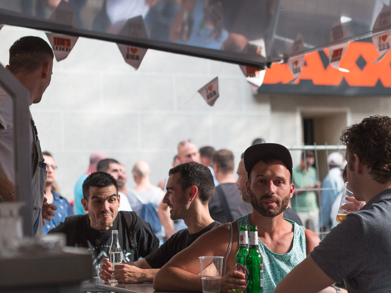 Berlin Gay Street Parties