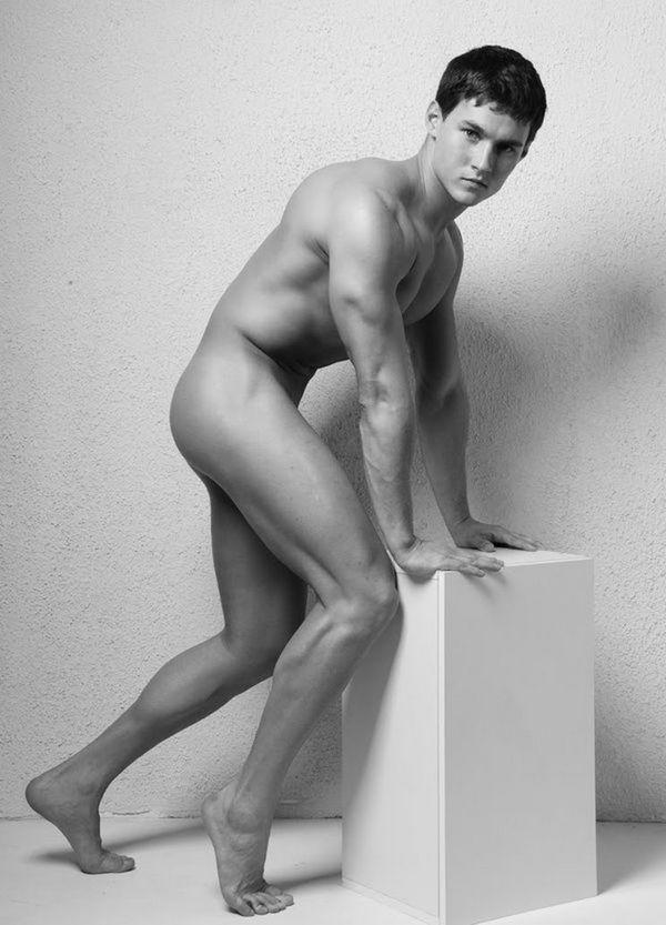 Russian Model Anatoli