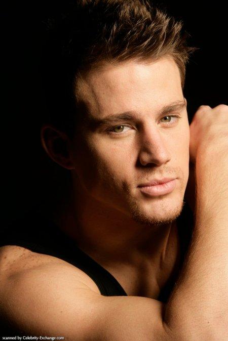Channing Tatum - Gorgeous Closeup