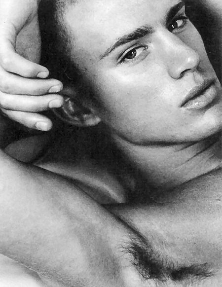 Channing Tatum - Black and White and Sexy
