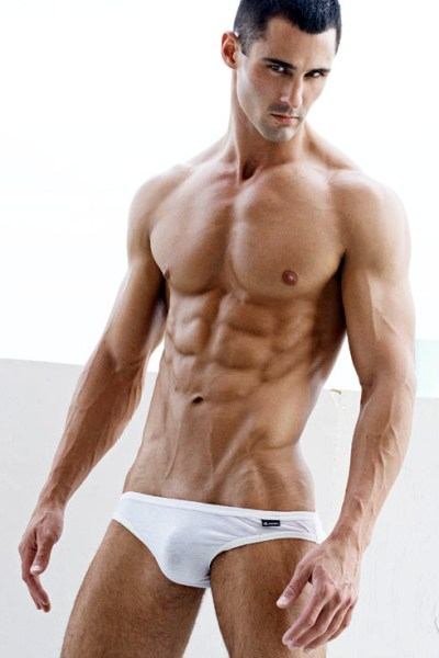 Derek Richardson - Abs