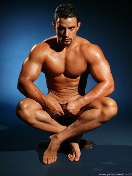 Alejandro de laGuardia - Perfectly Naked
