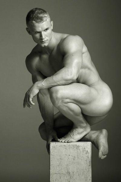 Amazing jock body