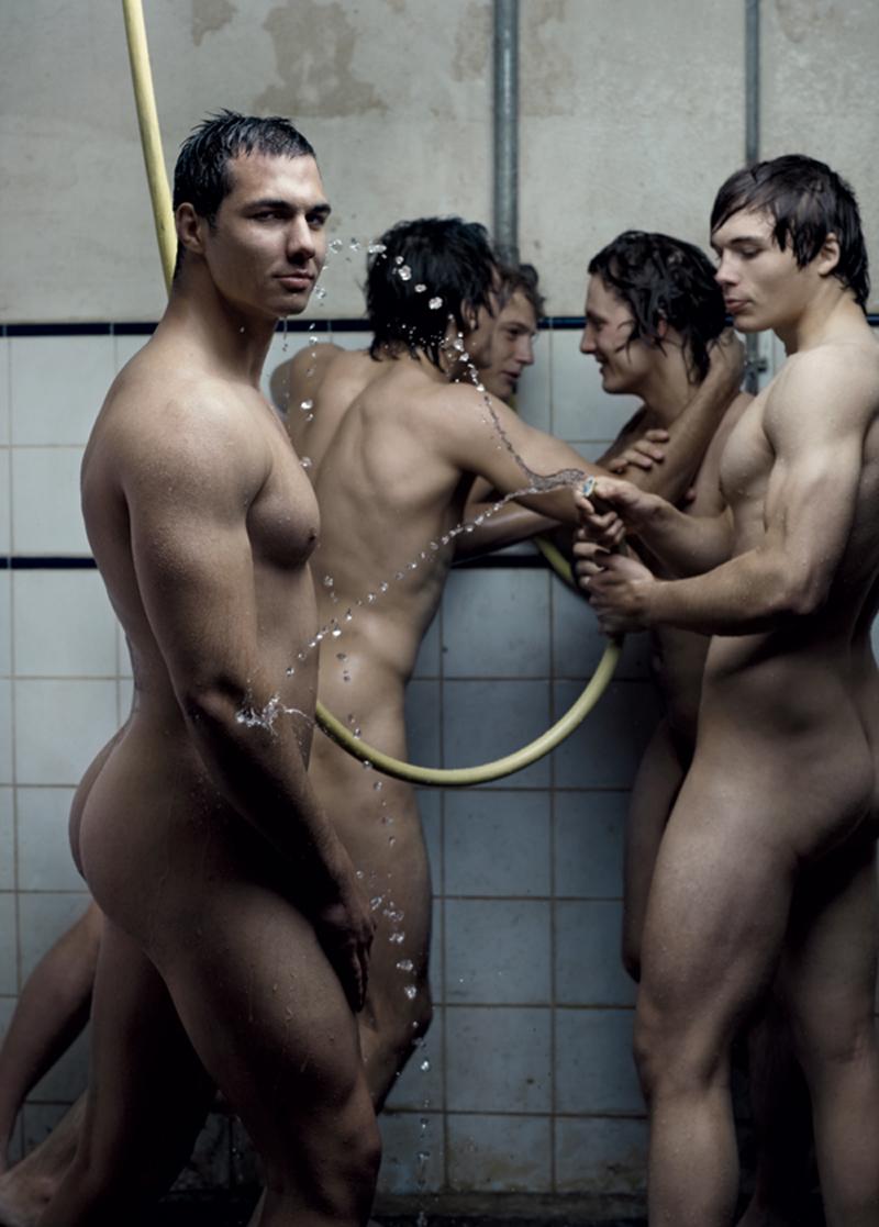 nude Rugby men