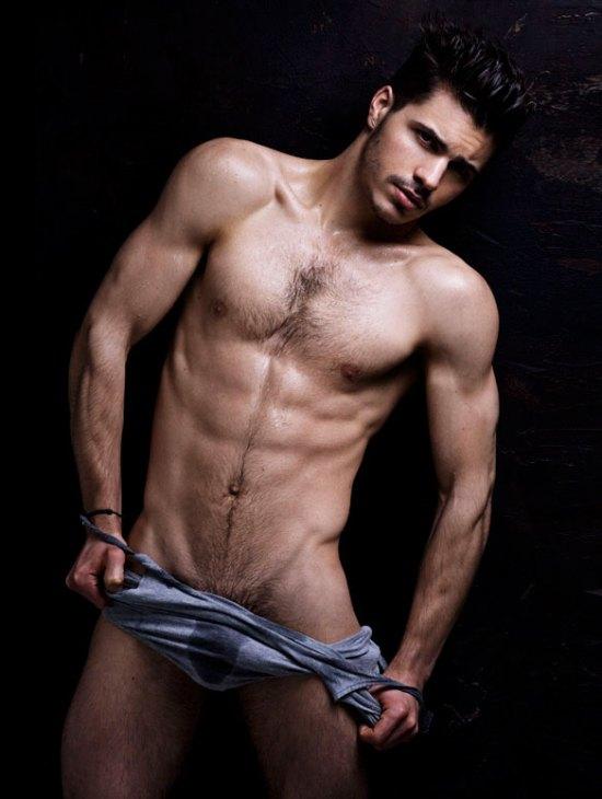 Matthieu Charneu - Horny and Hairy