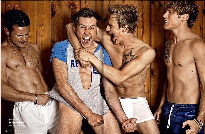 Mcfly completely nude