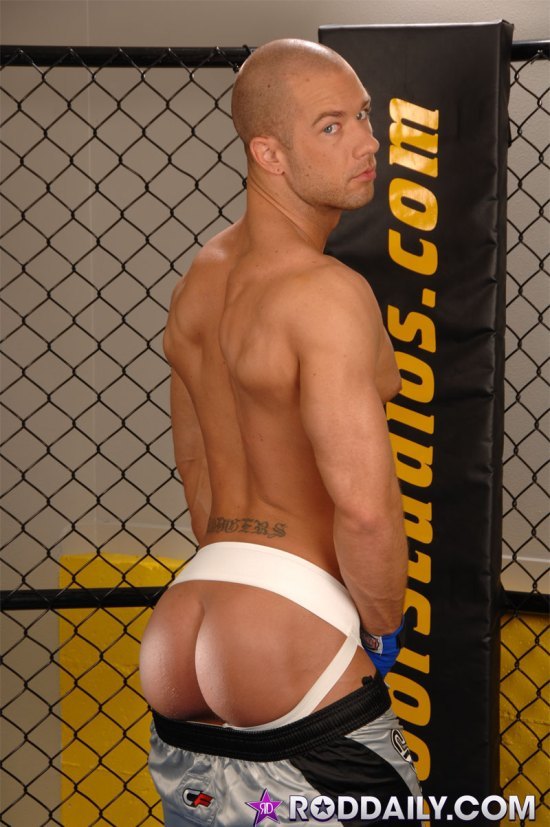 Rod Daily - Muscle Jock Butt