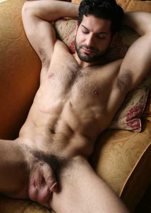Sam Devries - Naked