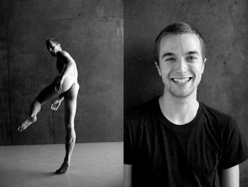 The Naked Dance by Yang Wang - Sexy Male Dancers