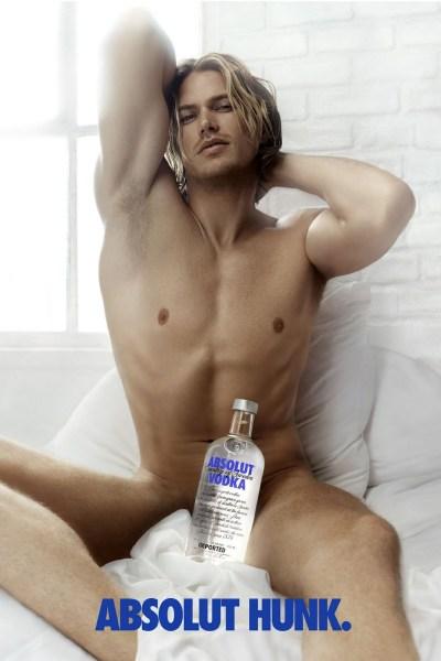 Travis Fimmel - Absolut Hunk