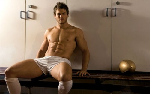 David Wolfman Williams - Rugby Player Hunk