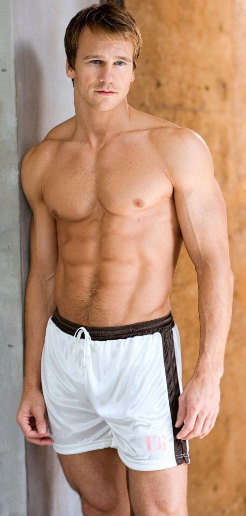 Rusty Joiner - Hot Muscle Hunk
