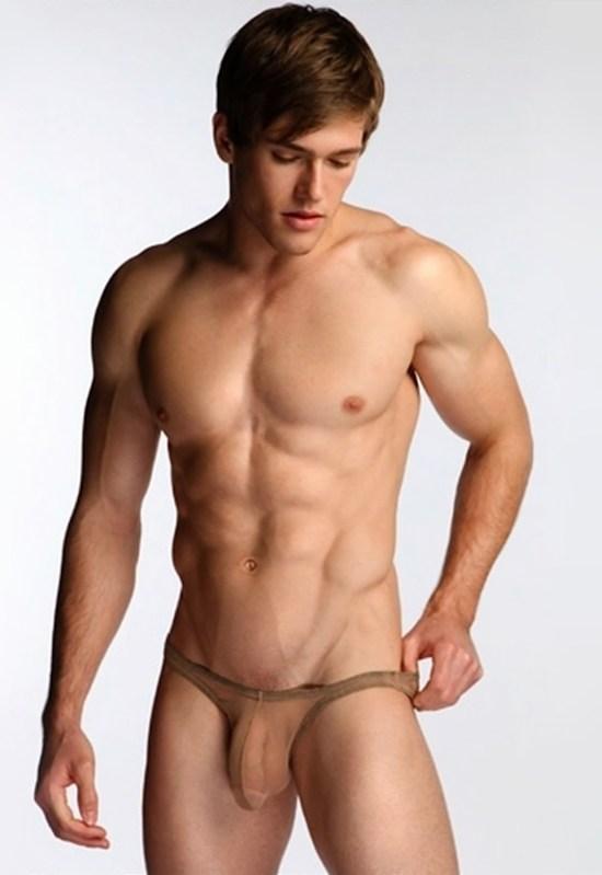 Adam Phebus - Very Revealing Underwear