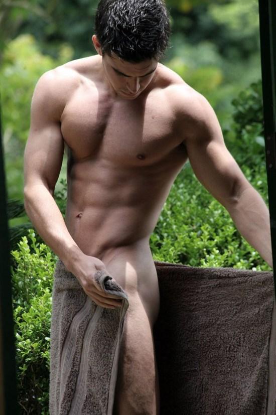 Bernardo Velasco - Gorgeous Naked Jock
