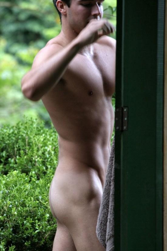 Bernardo Velasco - Sexy Jocks Naked Butt
