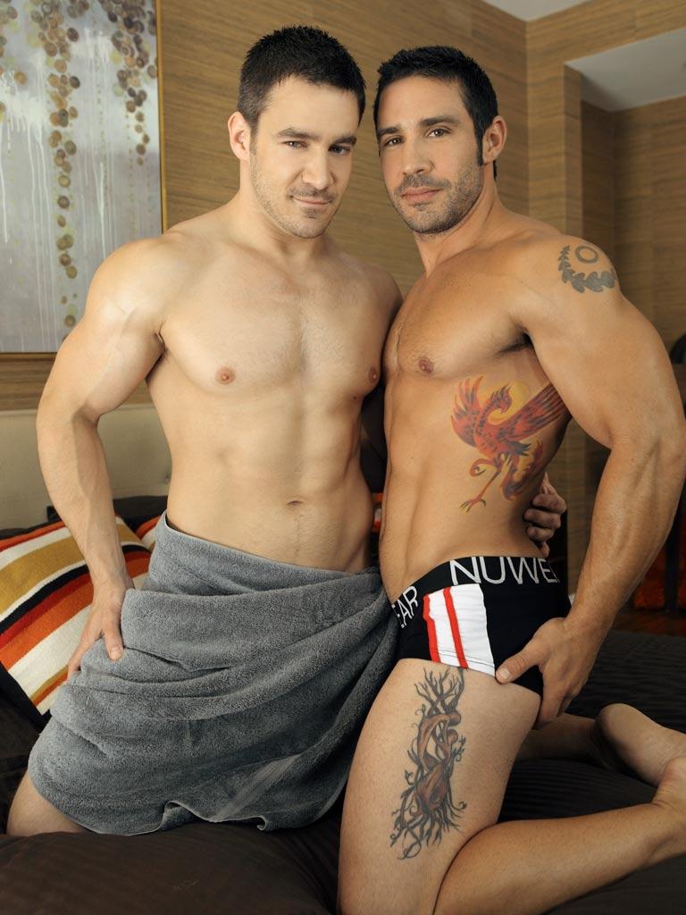 Chris Rockway Nude