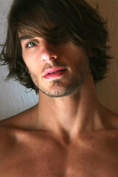 Brazilian Model Rafael Lazzini Nude