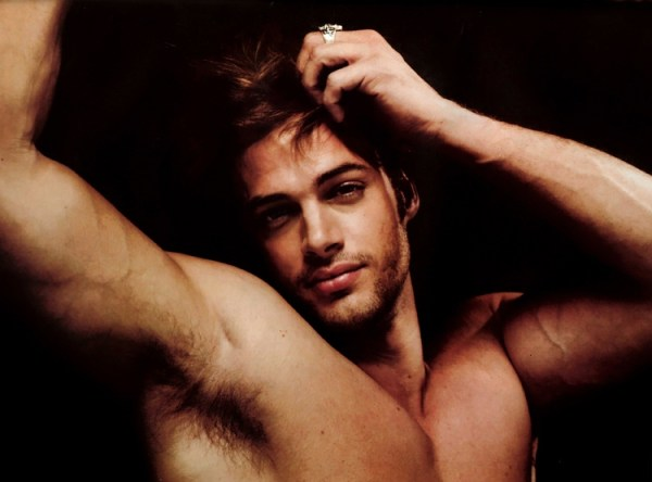 Handsome Male Model William Levy