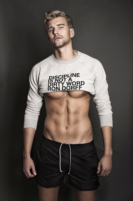 Corentin Grusson by Bruce Hardelin