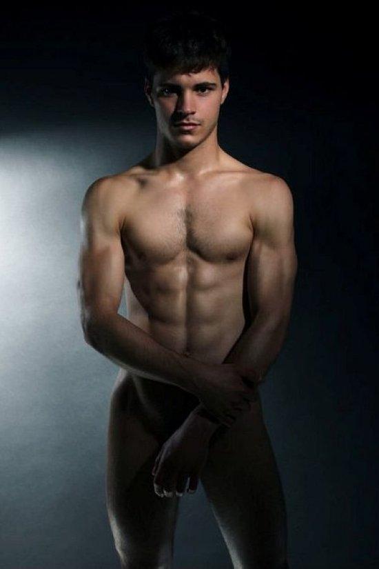 Matthieu Charneau Nude