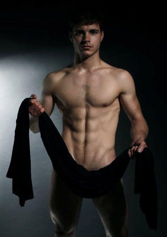 Gorgeous Matthieu Charneau