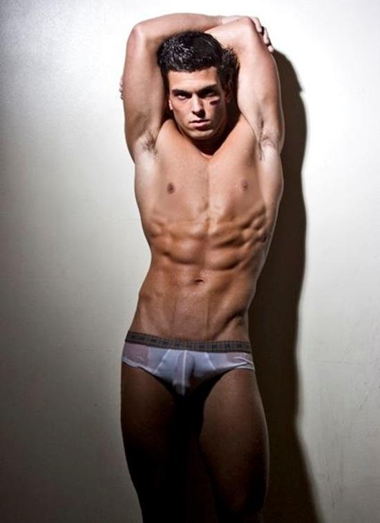 Male Model Michael Biserta