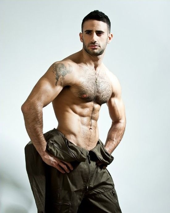 Eliad Cohen - Hairy Muscle