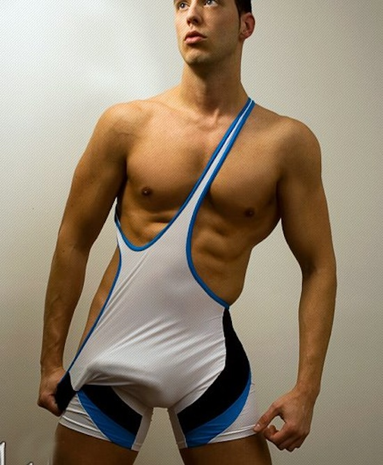 Hot Wrestler Bulge (11)