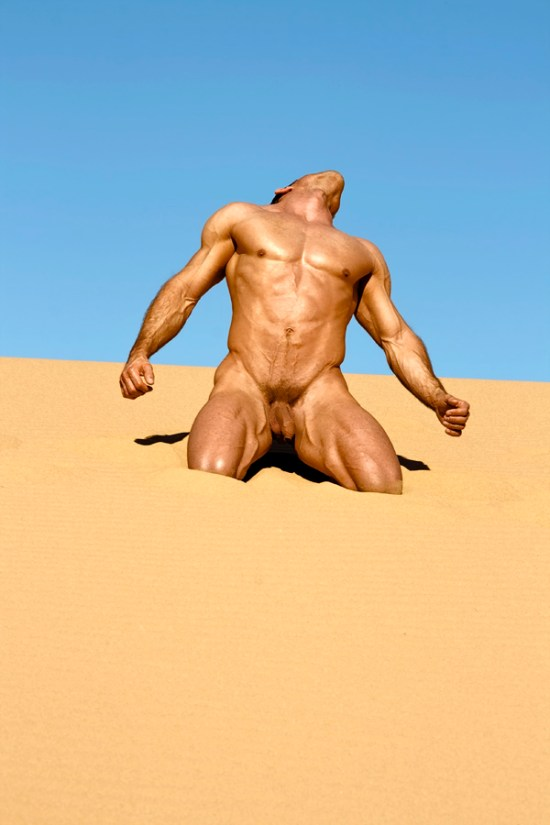 Male Nude Physique Photography - Creative Bodies