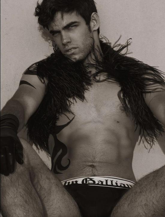 Sexy European Guys - At The Circus (9)