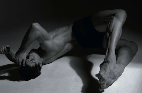 Roberto Bolle - Sexy And Arty Photography By Milan Vukmirovic (4)